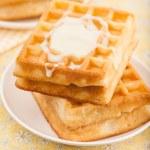 ������, ������: Sweet waffle