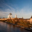 Stock Photo: Kremlin. Pskov. Russia