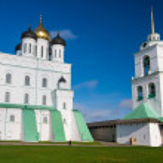 Kremlin. Pskov. Russia — Stock Photo #47178783