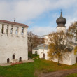 Kremlin. Pskov. Russia — Stock Photo