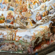 Ceiling in dome — Stock Photo