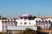 Consolato mongolo. Ulan-Ude — Foto Stock