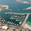 Dubai International Marine Club, Dubai, United Arab Emirates — Stock Photo