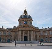 The Institute of France in Paris — Stock Photo