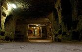 Catacombs of Saint Giovanni — Fotografia Stock