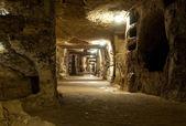 Catacombs of Saint Giovanni — Stock Photo