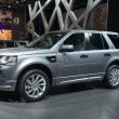 Постер, плакат: Land Rover Freelander 2 new premiere