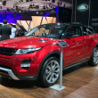 Постер, плакат: Land Rover Evoque