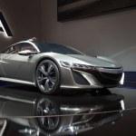 Acura NSX Hybrid Concept — Stock Photo