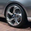 Mercedes Concept Style Coupe — Stock Photo #47193517