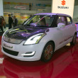 Постер, плакат: Suzuki Swift Range Extander