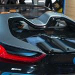 BMW i8 Spyder Concept premiere — Stock Photo #47194065