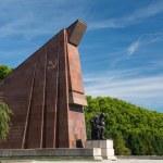 Memorial of the second world war, Berlin — Stock Photo #47194399