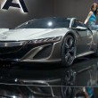 Acura NSX Hybrid Concept — Stock Photo #47194965
