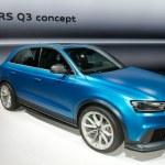 Постер, плакат: Audi RS Q3 Concept