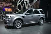 Land Rover Freelander 2 new premiere — Stock Photo