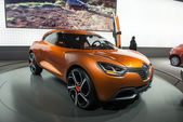 Renault Captur concept — Stock Photo