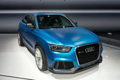 Audi RS Q3 Concept — Stock Photo