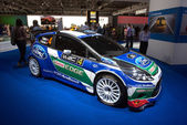 Ford rally car for P. Solberg — Foto de Stock