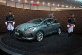 Citroen DS5 - Russian premiere — Stock Photo