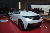 Honda EV-ster concept — Stock Photo