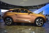Lada XRAY concept world premiere — Stock Photo