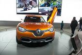 Renault captur konceptet — Stockfoto