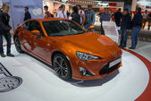 Toyota GT86 coupe — Stock Photo