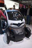 Renault ZOE concept — Stock Photo