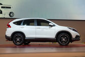 Honda CRV — Stock Photo