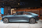 Volvo YOU concept car — Stock fotografie