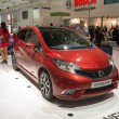 Постер, плакат: Nissan Note world premiere