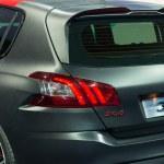 Постер, плакат: Peugeot 308R sport version