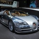 Постер, плакат: Bugatti Veyron 16 4 Grand Sport Vitesse Jean Bugatti