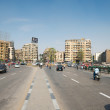 Tahrir square in Cairo — Stock Photo #47249377