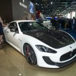 ������, ������: Maserati Gran Turismo MC Stradale