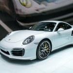 Постер, плакат: Porsche 911 Turbo S