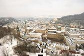 Hohensalzburg Castle, Salzburg, Austria — Stock Photo