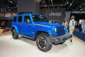 Jeep Wrangler Polar Special Edition — Foto de Stock