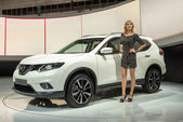 Nissan X-Trail 3rd generation — Stock Photo