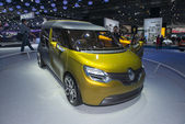 Renault Frendzy concept car — Stockfoto
