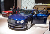 Bentley Flying Spur New — Stock Photo