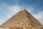 Piramide van khufu — Stockfoto