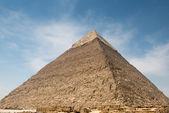 Pyramid of Khufu — Stock Photo
