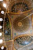 Der Saladin-Zitadelle der Moschee — Stockfoto