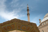 Fragment of the Mosque of Muhammad Ali — Stock Photo