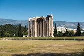 Temple of Olympian Zeus — Stock Photo