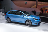 SEAT Leon ST world premiere — ストック写真