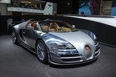 Bugatti veyron 16,4 grand sport vitesse jean bugatti — Stockfoto