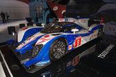 Toyota racing car — Foto de Stock